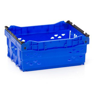 Half Size Bale Arm Crate