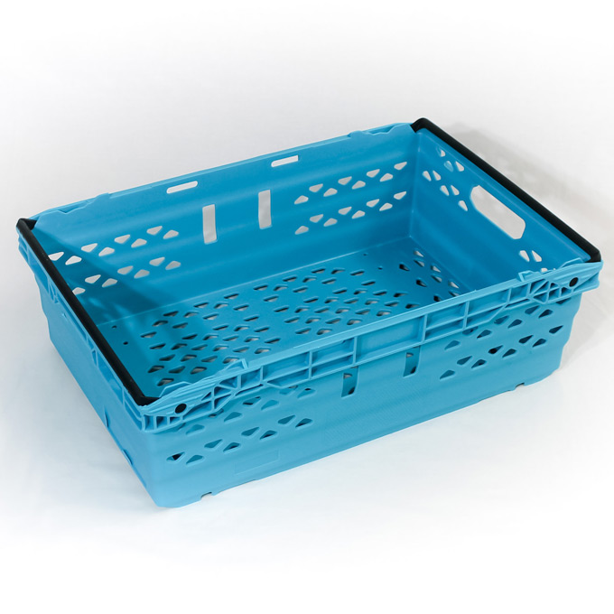 The standard bale arm crate